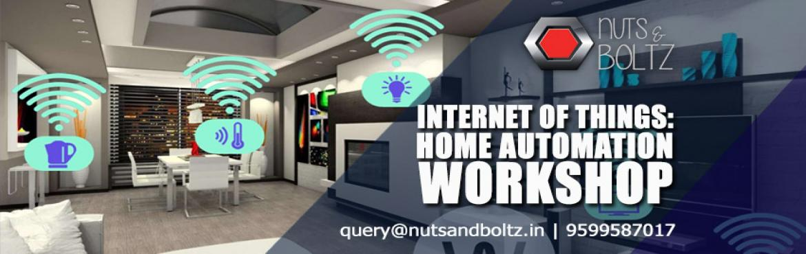 Internet of Things: Home Automation Workshop