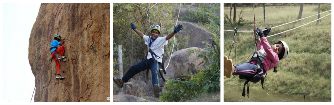 Book Online Tickets for Young Adventurer - Outdoor Adventure Cam, Visakhapat. 4 Days 3 nights \