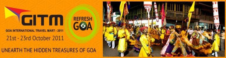 Goa International Travel Mart - GITM 21st- 23rd October 2011 at Grand Hyatt