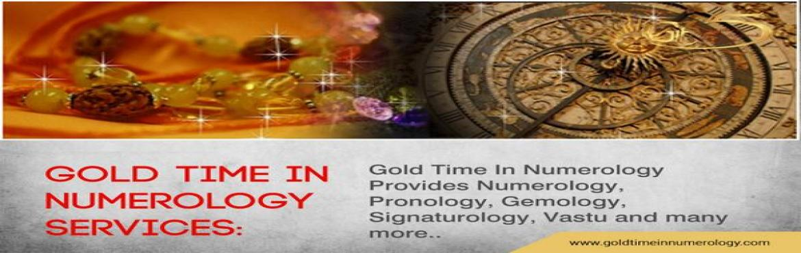 Gold Time in Numerology