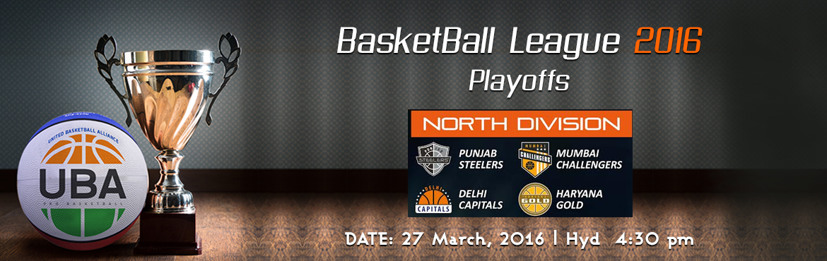 PlayOffs 2nd place ( North ) Vs 3rd place ( North )