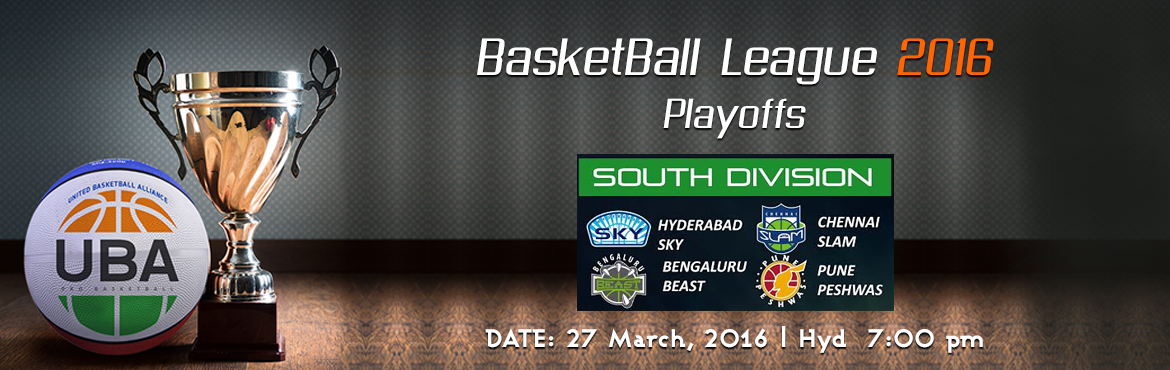 PlayOffs 2nd place ( South ) Vs 3rd place ( South )