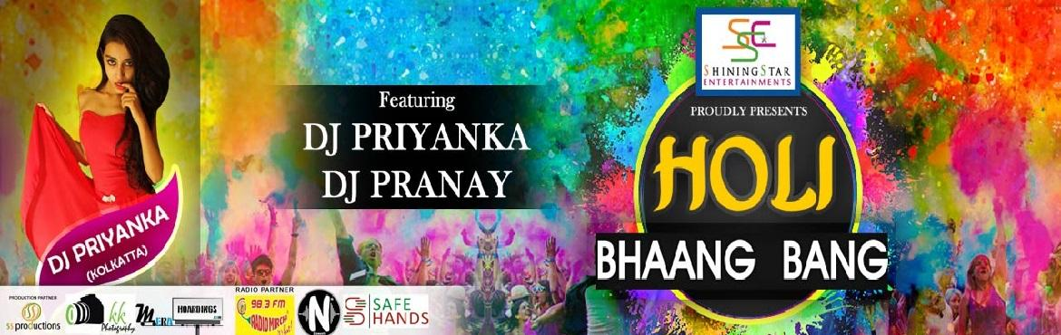 Book Online Tickets for Holi Bhaang Bang 2016 at Exhibition Grou, Hyderabad. Holi Bhaang Bang 2016 at Exhibition Grounds   Hyderabad are you ready for the Biggest Holly bash at nampally exhibition grounds with a fine water dance setup    Event Attractions:   -1,00,000 (1 lakh) watt sound system - Rain