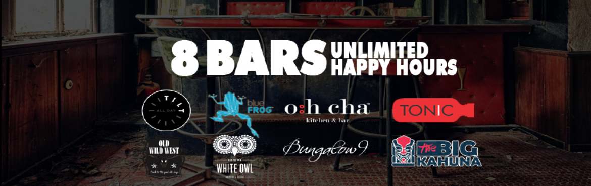 Book Online Tickets for The Black Card- Exclusive Alcohol Editio, Mumbai. The Black Card\'s Exclusive Alcohol Edition gives you access to unlimited Happy Hours at some of the most sought after bars in Mumbai from 15th February 2016 to 15th June 2016 .Yes, you heard it right!UNLIMITED HAPPY HOURSSounds too good to be true?E