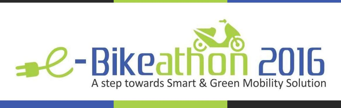 Book Online Tickets for e-Bikeathon 2016, Ahmedabad. I am pleased to apprise you that CII Gujarat Knowledge Application & Facilitation Centre (GKAFC) is organizing e-Bikeathon 2016, Gujarat's first rally related to electric vehicles on 17th April 2016 at CII House, Ahmedabad. e-Bikeathon &nbs