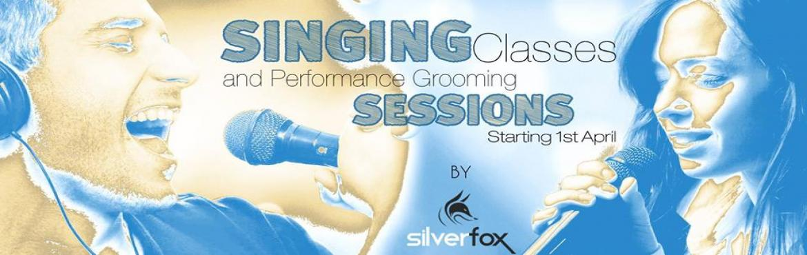 Singing and Performance Grooming Classes by Gautam Ghosh