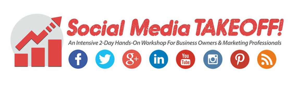 Book Online Tickets for Social Media TAKEOFF HYD February 2016, Hyderabad. DAY 1 - Activities    Defining Your Business Objectives Deriving Your Digital Marketing Strategy Creating A Detailed Customer Avatar Shortlisting Top Keywords For Your Business Creating A Proven Web Content Strategy LIVE Audit On Your Web &