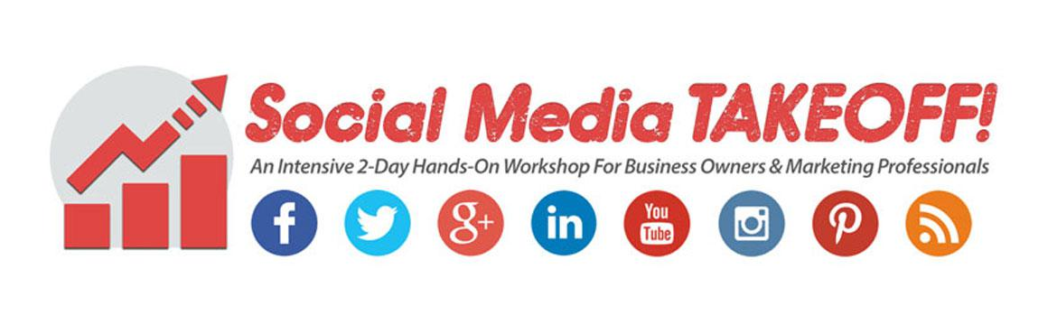 Social Media TAKEOFF HYD April  2016
