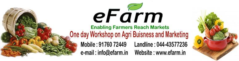 Organic farming & Agri business Workshop