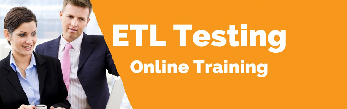 Book Online Tickets for etl testing online training by dwbiadda, Hyderabad. www.dwbiadda.com is An OnLine leading software training portal running since 2012 by 2real time employees, we are providing etl testing online training  For more details on course content and price please visit our portal www.dwbiadda.com Whats