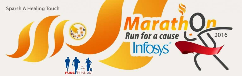 Infosys Marathon - Run for a Cause
