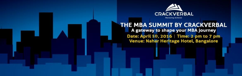 MBA Summit 2016