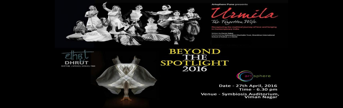 BEYOND THE SPOTLIGHT 2016 by Artsphere