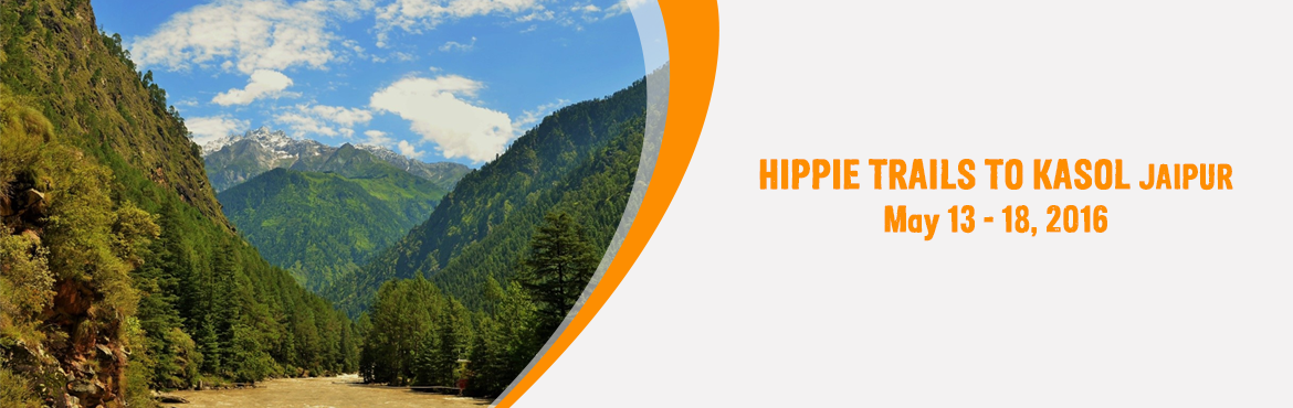 Book Online Tickets for Hippie Trails To Kasol Jaipur, Jaipur. This May, visit Kasol nestled in the magical Parvati valley (Himachal Pradesh) with The Nomadic Wanderers. Spread along the banks of Parvati river amidst coniferous forests, gushing streams and a hot spring, Kasol, a hippie\'s paradise is also k