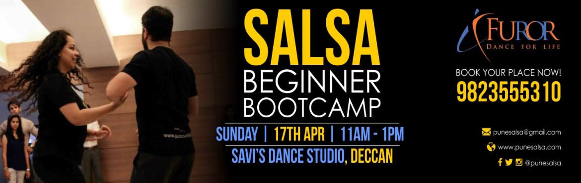 Book Online Tickets for The SALSA bootcamp for Beginners _DECCAN, Pune. The fun packed, fast and the most effecient way to start dancing salsa is back :):) ----------------------------------------------------- A two hour workshop dedicated to getting your left feet grooving to the rhythms of SALSA Designed especially for