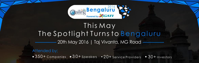 eTailing India Bengaluru 2016