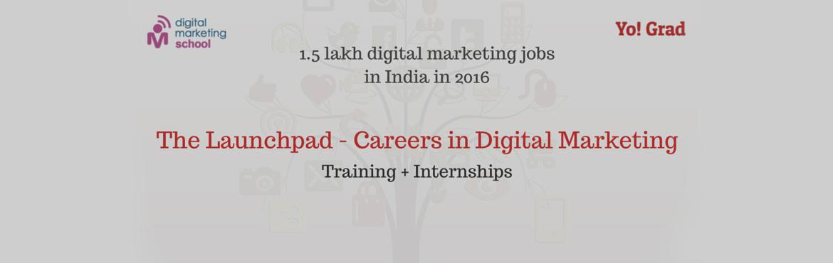 The LaunchPad - Careers in Digital Marketing