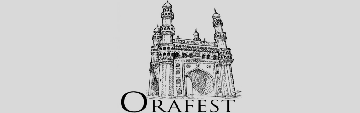 Book Online Tickets for Orafest 2016, Hyderabad. Orafest 2016- The Annual Toastmasters Conference will see participation of Toastmasters and guests across all parts of Hyderbad,Vizag and Nagpurcoming together for 2 days of learning through a variety of sessions, speeches and many other