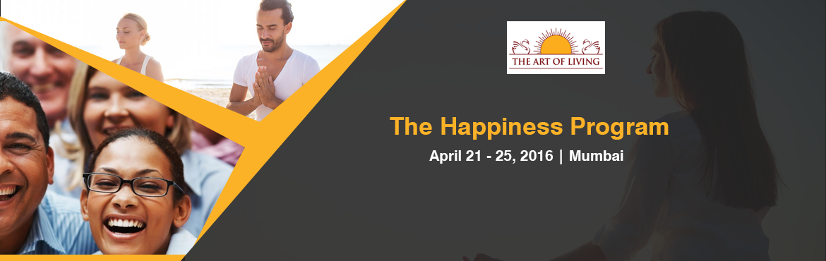 Happiness Program- Art of Living