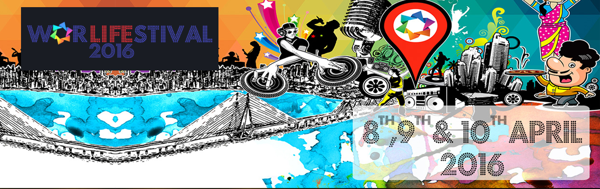 Book Online Tickets for The Worli Festival 2016, Mumbai. Shake yourself up, dust off that lethargy, hit the road. That's the message the 3-day Worli Festival carries. The mission is to get the people of Mumbai out on the scenic streets to celebrate LIFE. Inclusive activities like art installations, m