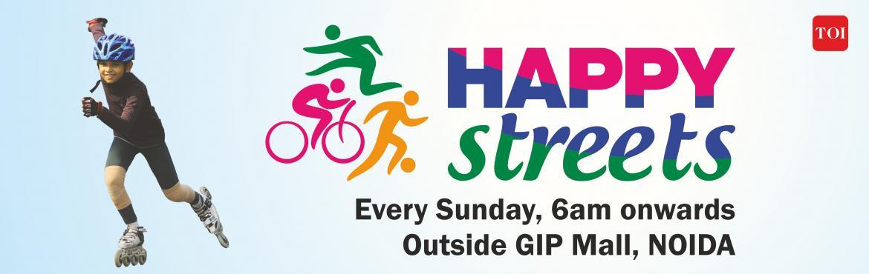 Happy Streets Noida