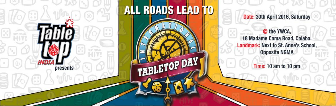 Tabletop Day 2016: Play and Enjoy Board Games with Tabletop India