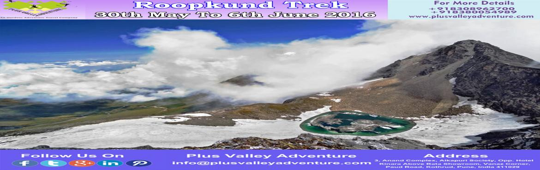 Book Online Tickets for Beautiful Roopkund Trek, Kathgodam. Roopkund TrekRegion: - UttarakhandDuration: - 08 DaysGrade: - Moderate to DifficultMax Altitude: - 15,696 Ft.Approx Trekking Km: - 53 kmsTrek Date:-30th May To 6th June 2016Start & End Point:-Lohargunj To Lohargunj&n