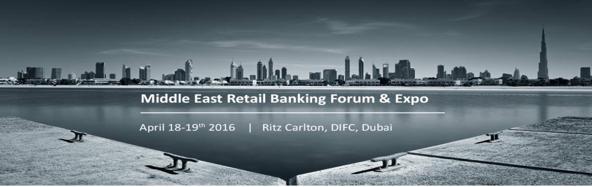 Middle East Retail Banking Forum and Expo