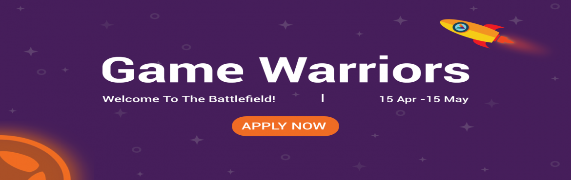Book Online Tickets for Game Warriors, Bengaluru. Corona Labs is a Perk company. Our mission is to enable anyone to create great mobile apps. Our flagship product, Corona SDK, is the world's most advanced 2D mobile development platform.Whether you're an enthusiast or a professional, a sm