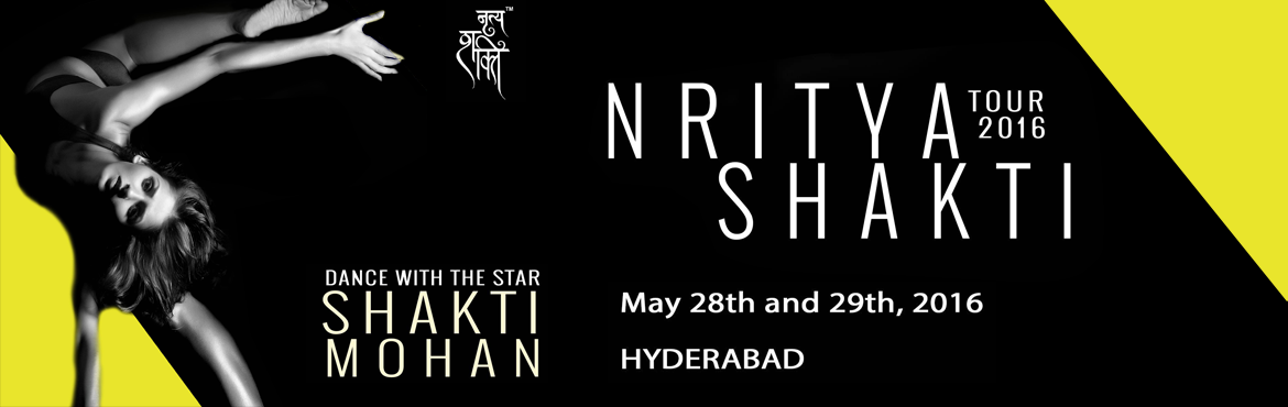 Nritya Shakti Tour 2016 - Hyderabad