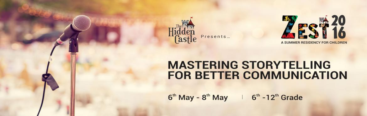 Book Online Tickets for Mastering Storytelling for Better Commun, Mathpally. Storytelling is increasingly emerging as the biggest leadership skill of today. With a mastery of the craft of storytelling, not only can you make your message influential and persuasive but can also build connection, instant rapport and trust.