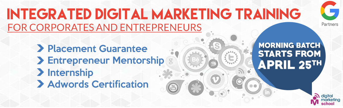 Executive Program In Digital Marketing