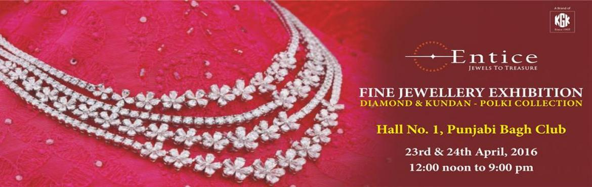 FINE JEWELLERY EXHIBITION - DIAMOND AND KUNDAN POLKI COLLECTIONS