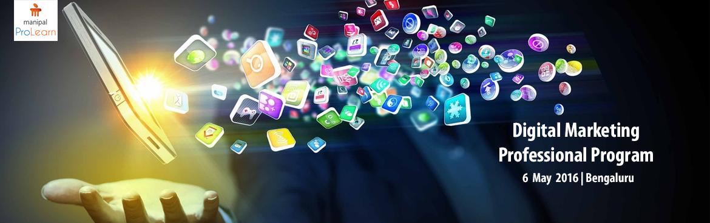 Digital Marketing Professional Program in association with Google, Bangalore, India
