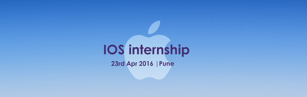 Book Online Tickets for IOS internship , Pune. It has been widely acknowledged that today's times are highly competitive. In order to succeed in such a scenario you need the advantage of a real world employment opportunity integrated within your training program. Felix IT has taken cognizan
