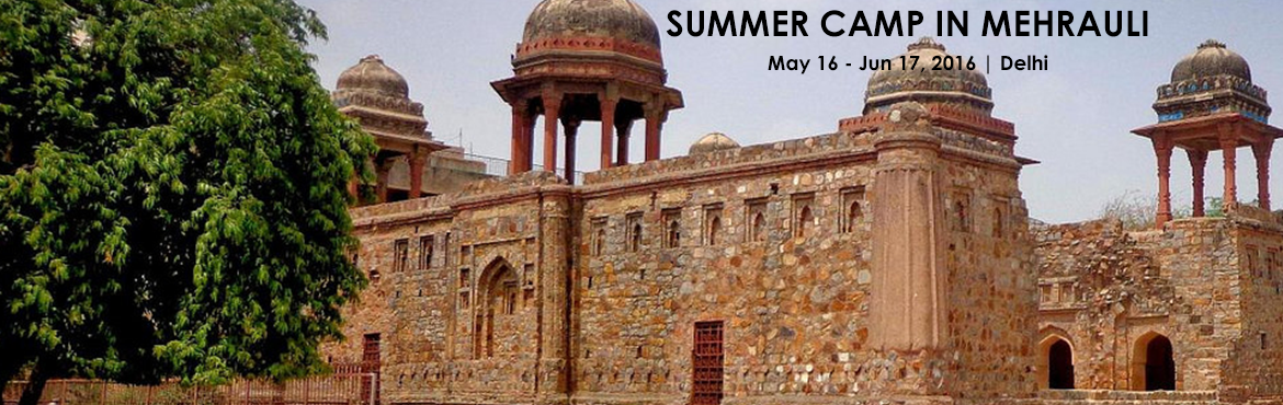 Book Online Tickets for SUMMER CAMP IN MEHRAULI, NewDelhi. KIDS HOME ORGANIZING SUMMER CAMP IN MEHRAULI AGE GROUP - 1.5 TO 12 YEARS. TIMING 9.00 AM TO 12.30 PM ACTIVITIES. DANCE, MUSIC, ABACUS, CALLIGRAPHY, COMMUNICATION SKILL, PERSONALITY DEVELOPMENT, HANDWRITING, COOOKING WITHOUT FIRE AND MUCH MORE