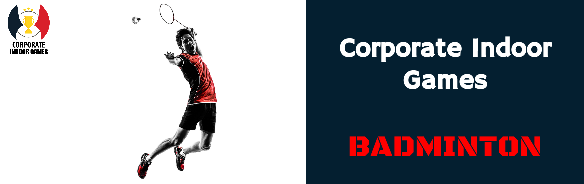 Book Online Tickets for Corporate Indoor Games - Badminton, Pune.      EVENT DETAILS     Sport Specific Date , Venue & Schedule to be announced on 11 July .       Knockout / Group Team Event - 1 Singles 1 Doubles 1 Singles Shuttle : Li-Ning /Yonex Venue : Coep (Shivajinagar) / Sahyadri C
