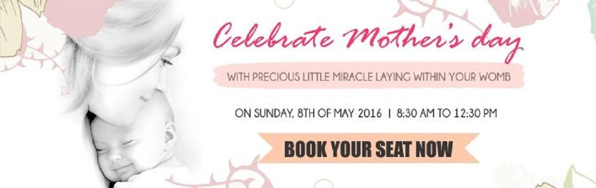 Book Online Tickets for Celebrate Mothers Day (Free Registration, NewDelhi.       This Mother's Day Virtue Baby is hosting a session for expecting parents to create awareness about Birth Psychology and Prenatal Bonding. Let your child learn sanskars within the womb and bless this humanity with a wondrous personali