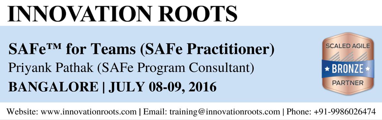 SAFe 4.0 for Teams (SAFe Practitioner)