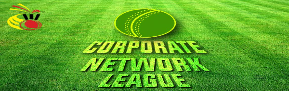 Book Online Tickets for Corporate Network League - CRICKET, Hyderabad.  CORPORATE NERWORK LEAGUE is pleased to host cricket tournament for the corporate companies from 13th May, 2016 at LEGALA CRICKET GROUND, Lingampally. We believe CNL gets all the corporates on to this greenish ground and build network