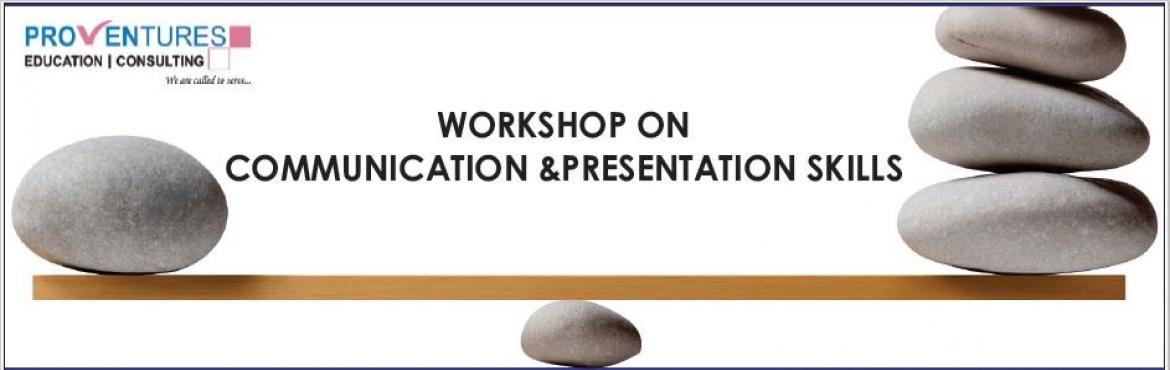 Leadership Seminar on Communication and Presentation Skills from Proventures | 22 July 2016