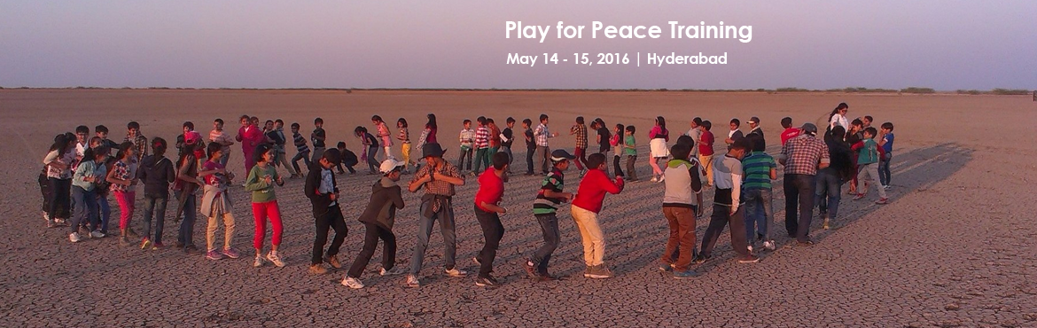 Play for Peace Training