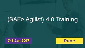Scaled Agile Framework (SAFe Agilist) 4.0 Training- Pune
