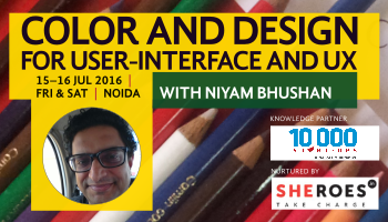 Color and Design for User-Interface and UX