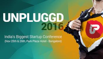 UnPluggd 2016 Winter Edition: The Biggest Tech and Startup conference in India.