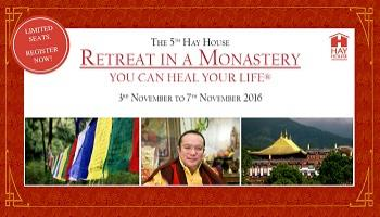 Retreat in a Monastery: Discover the Buddha Within - Yoga, Nature Walks, Teachings, Buddhism, Meditation and more . . .