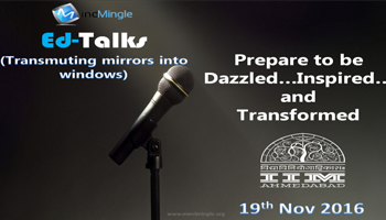 MindMingle Ed-Talks: Transmuting Mirrors into Windows