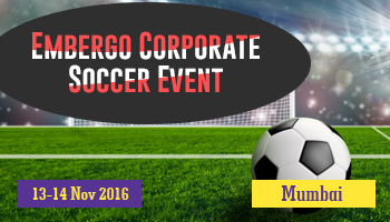 Embergo Corporate Soccer Event
