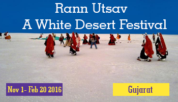 Rann Utsav : A White Desert Festival