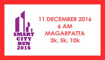 Smart City Run 2016, Pune